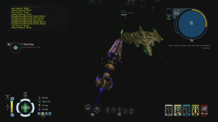 Xizenaroth playing Star Trek Online