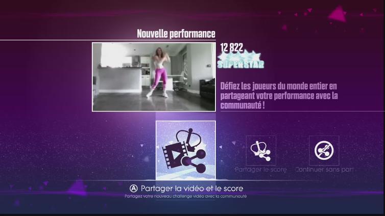 Aerryne playing Just Dance 2017